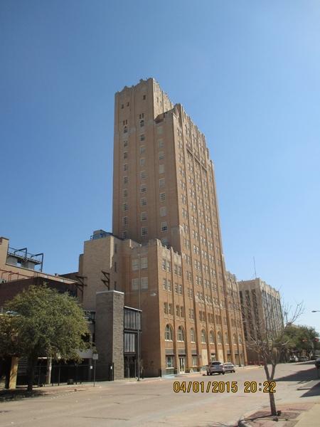 Abilene TX - Wooten Hotel