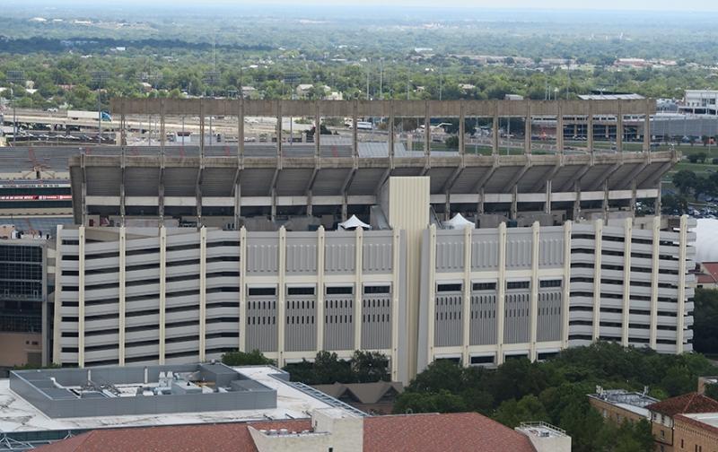 Austin TX - University of Texas - L Theo Bellmont Hall