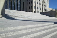 Bismarck ND - State Capitol - Stairs