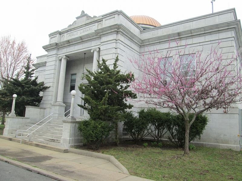 Carthage MO - Carthage Public Library