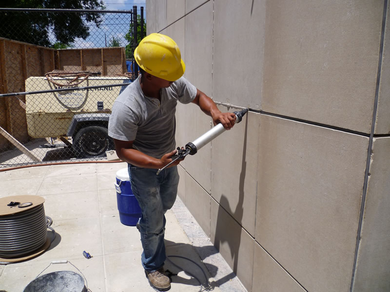 Sealant Installation