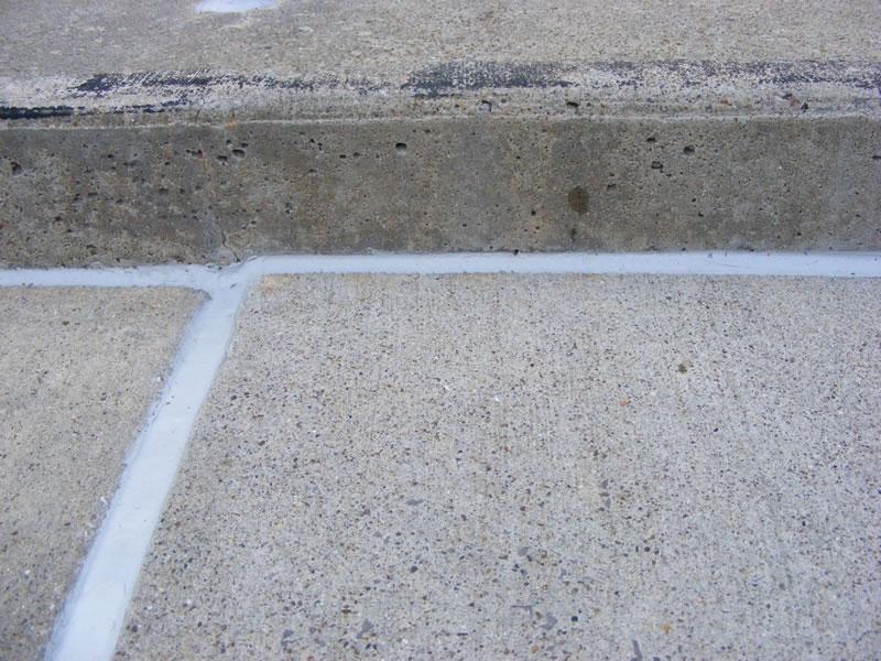Sealant Installation - After