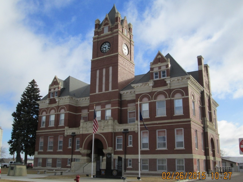 Colby KS - Thomas County Courthouse