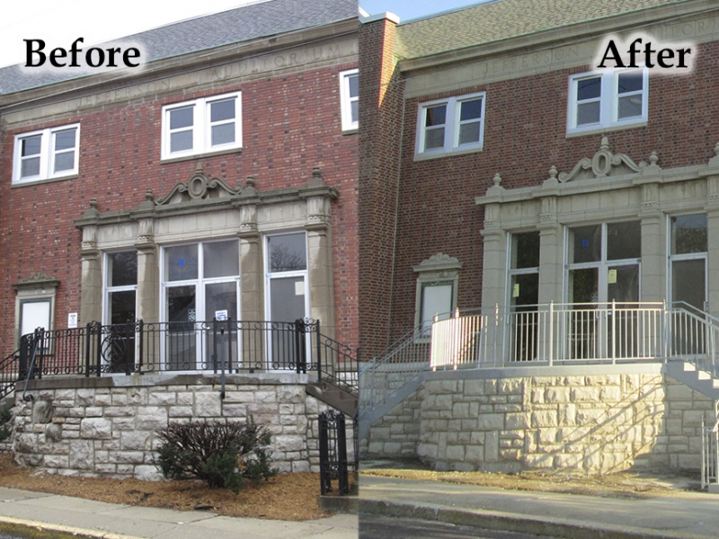 Columbia MO - Jefferson Middle School