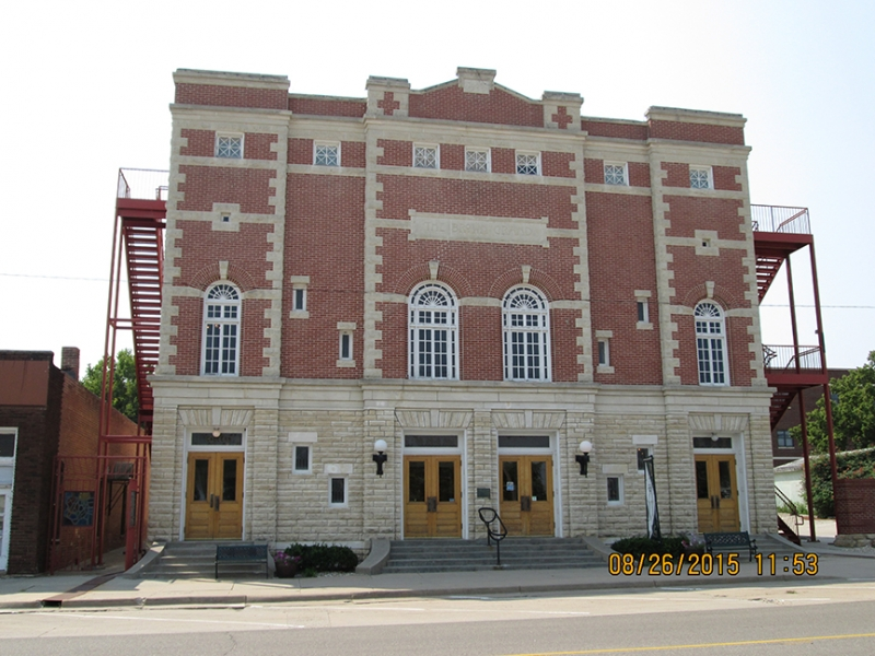 Concordia KS - Brown Grand Theater