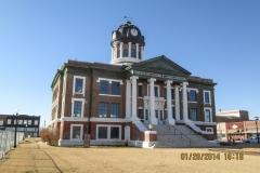 Cordell OK - Washita County Courthouse