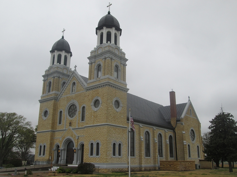 Damar KS - St. Joseph Church