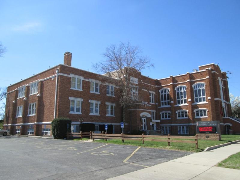 El Dorado KS - First United Methodist Church