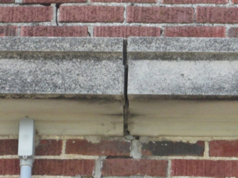 Open Mortar Joints