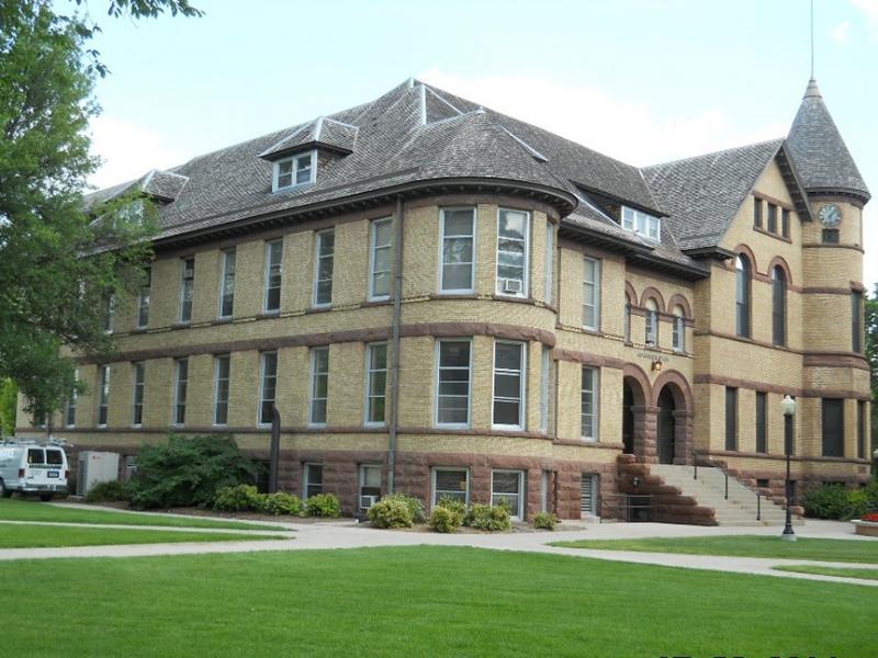 Fargo ND - North Dakota State University - Old Main