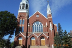 Fargo ND - St. Mary's Cathedral