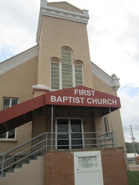 Fort Scott KS - First Baptist Church