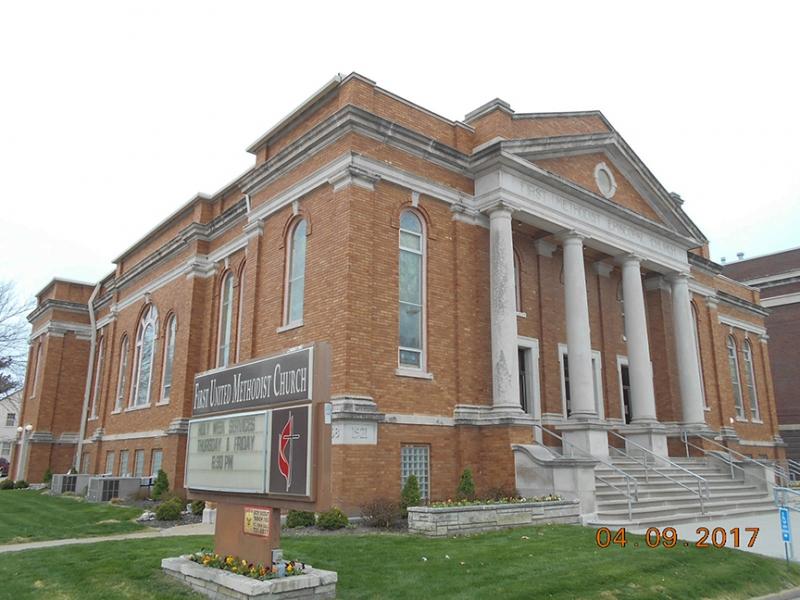 Fremont NE - First United Methodist Church