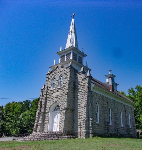 Grove OK - Cayuga Mission Church