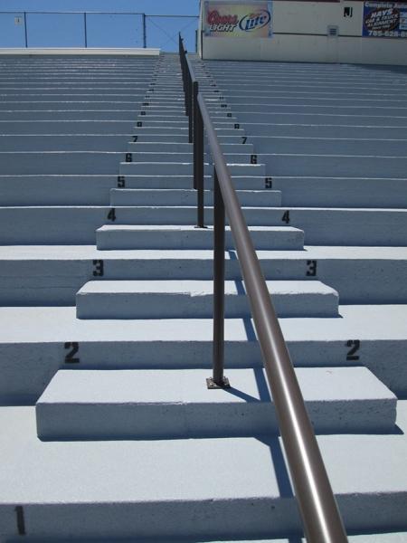 Hays KS - Fort Hays State University - Lewis Field Stadium