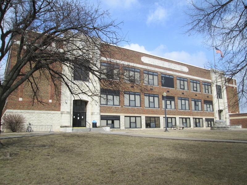 Holton KS - Holton High School