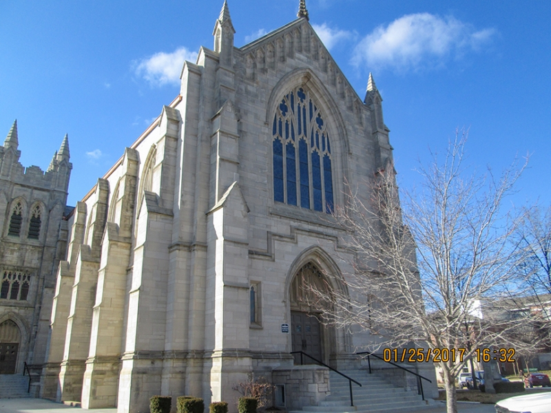 Independence KS - First Presbyterian Church