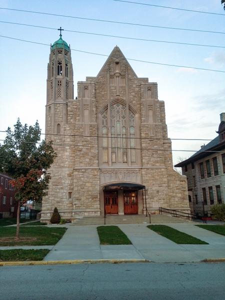 Kansas City MO - St. Vincent DePaul