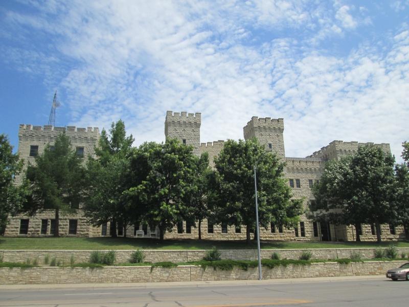 Manhattan KS - KSU Nichols Hall