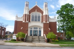 Marshall MO- United Methodist Church