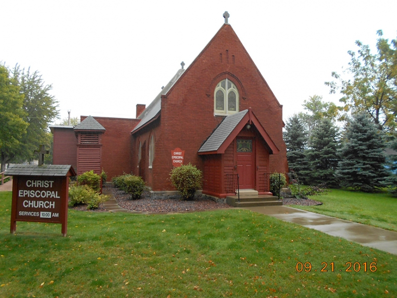 Milbank SD - Christ Episcopal Church