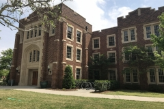 Norman OK - Oklahoma University Hester Hall