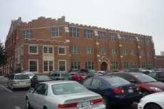 Norman OK - Oklahoma University - McCasland Fieldhouse