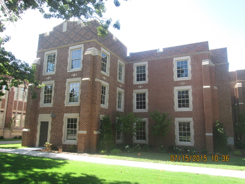 Norman OK - University of Oklahoma - Hester Hall
