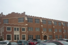 Norman OK - University of Oklahoma - McCasland Fieldhouse