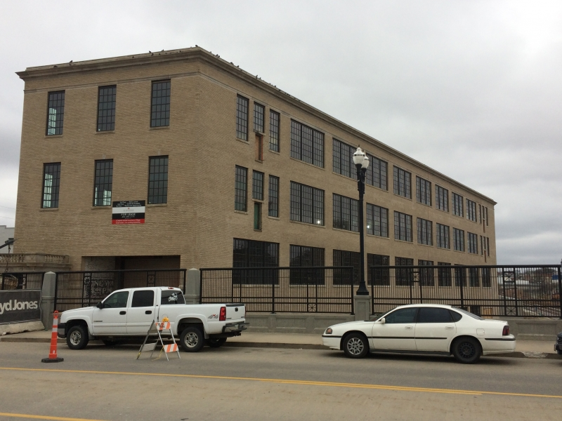 Omaha NE - Rail & Commerce