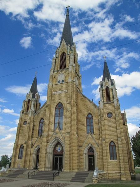 Pfeifer KS - Holy Cross Church