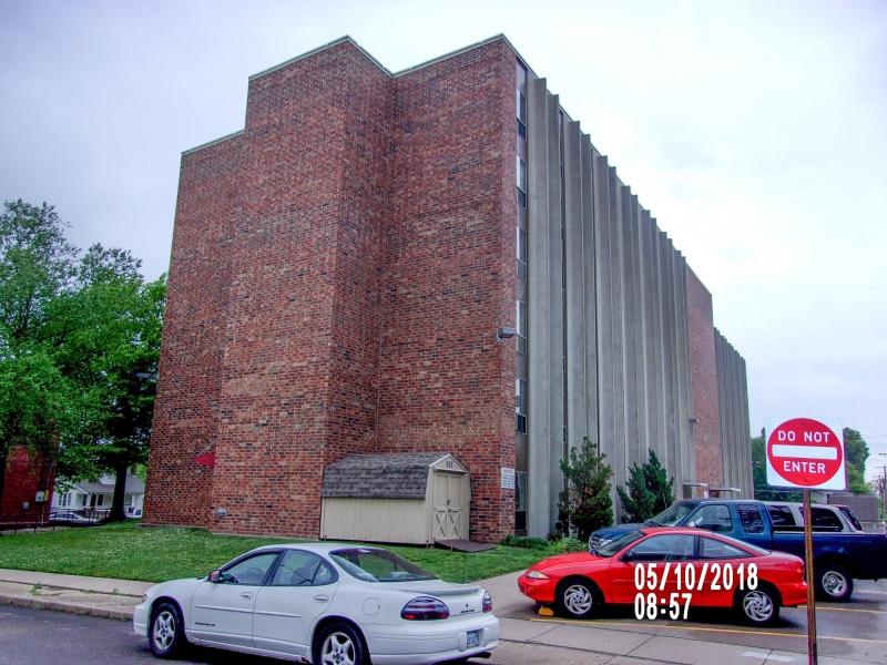 Pittsburg KS - K Tower