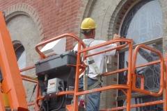Mortar Joint Repair - Repointing