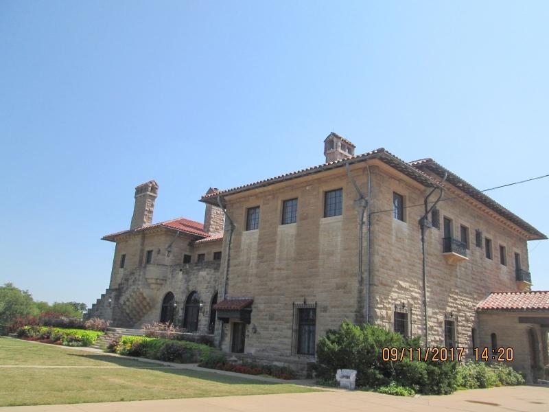 Ponca City OK - Marland Mansion