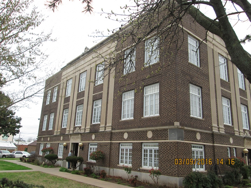 Purcell OK - McClain County Courthouse
