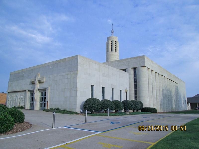 Salina KS - Sacred Heart Cathedral