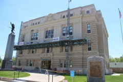 Schuyler NE - Colfax County Courthouse