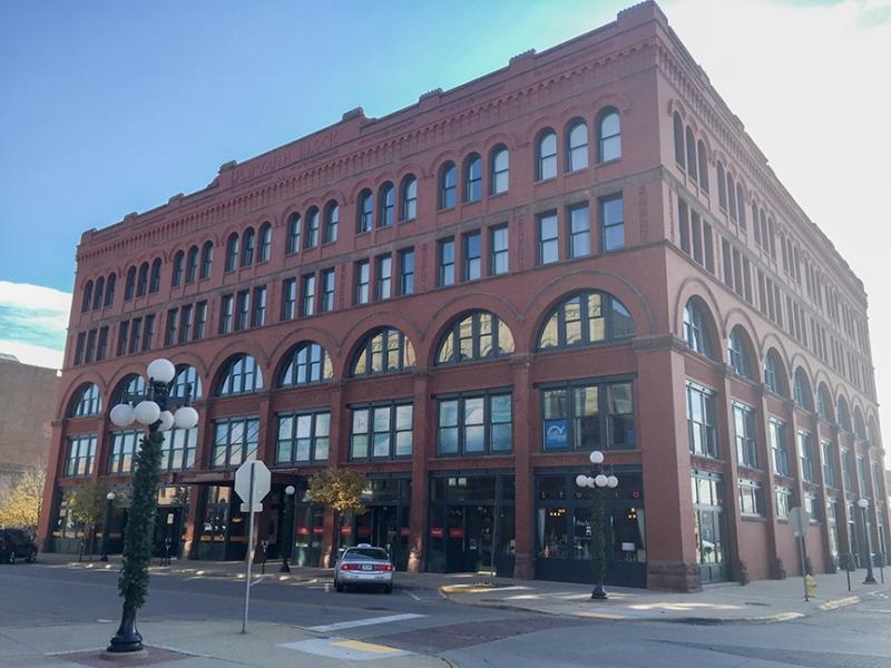 Sioux City IA - Call Terminal II Historic Rehab
