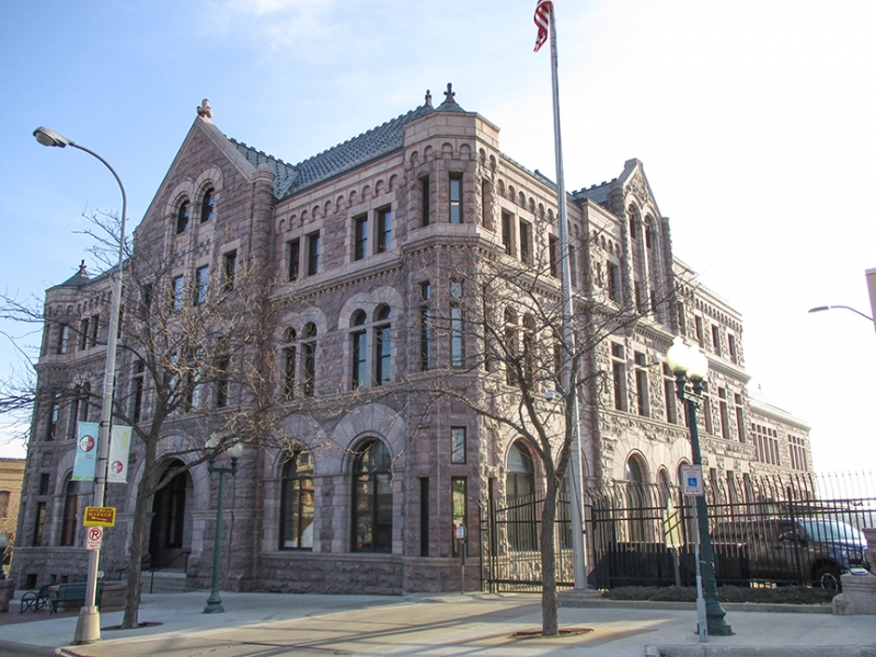 Sioux Falls SD - Federal Courthouse