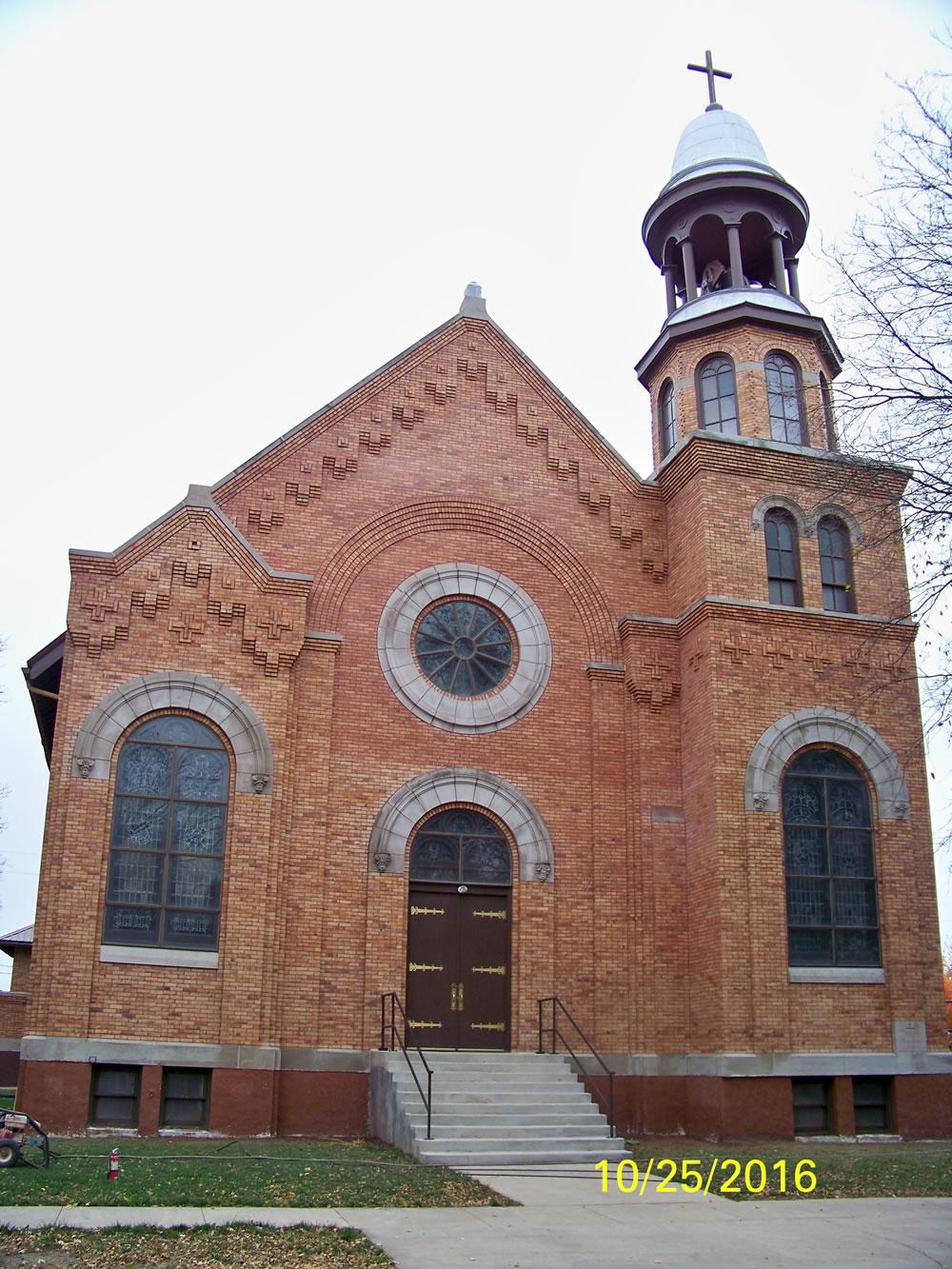 Anthon IA - St. Joseph Catholic Church