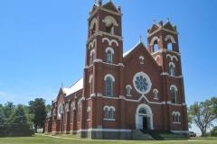 St. Joseph KS - St. Joseph Catholic Church