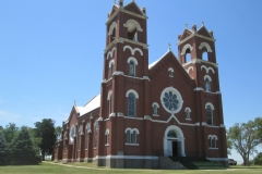 St. Joseph KS - St. Joseph Catholic Church