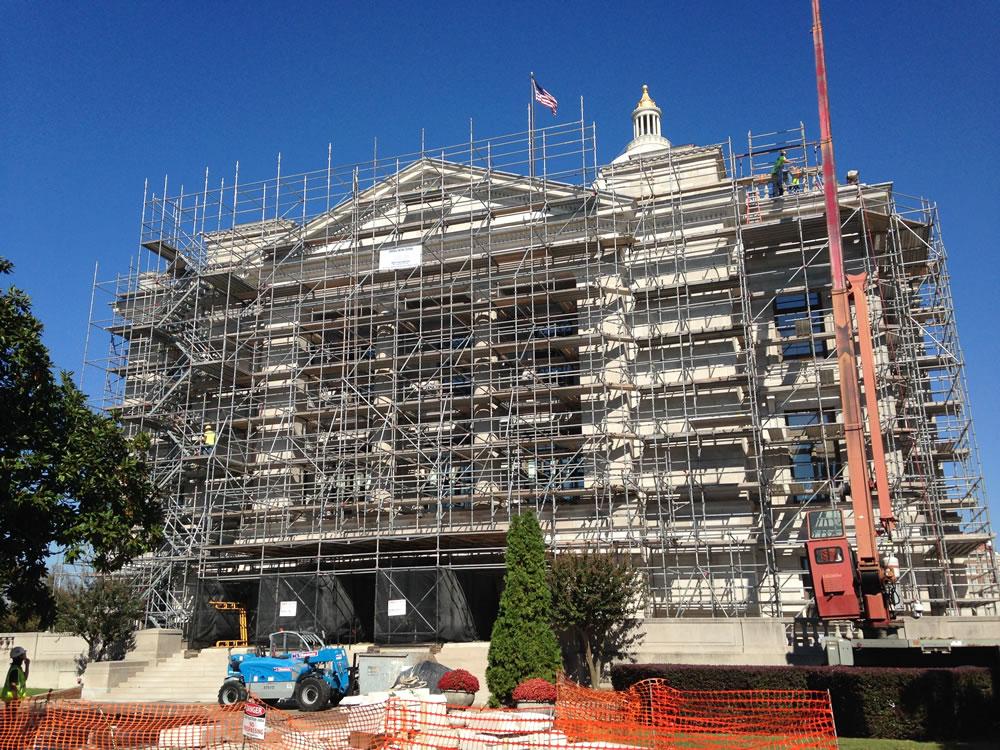 Little Rock AR - Arkansas State Capitol