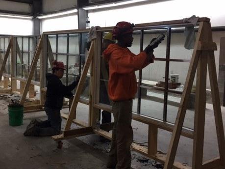 Training-Sealant-Glazing