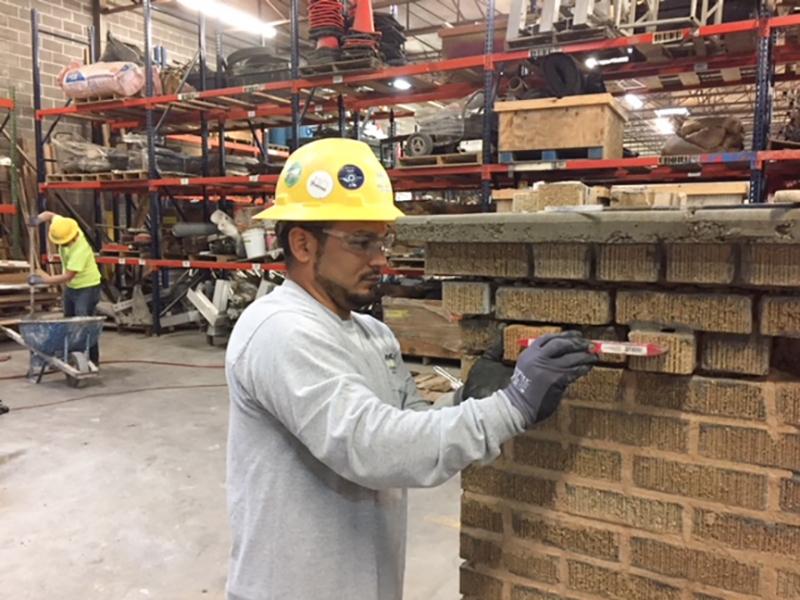 Brick Replacement Training