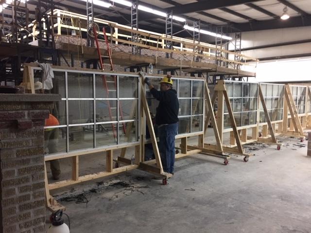 Glazing and Sealants Training