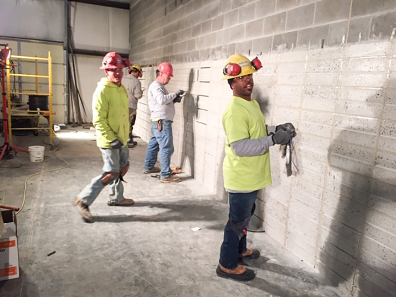 Sealants Installation Training