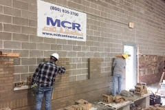 Brick Laying Training