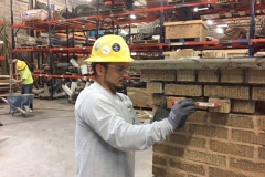 Brick Replacement Training