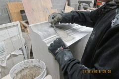 Limestone Patching Training